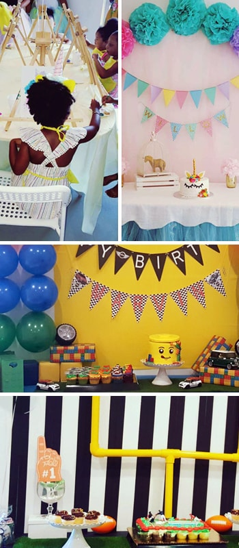 Indoor Kids Birthday Party NJ